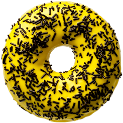 BANANA DARK SPRINKLES